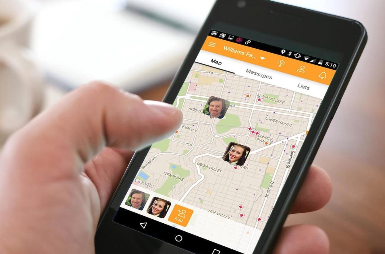 como localizar uma pessoa pelo celular