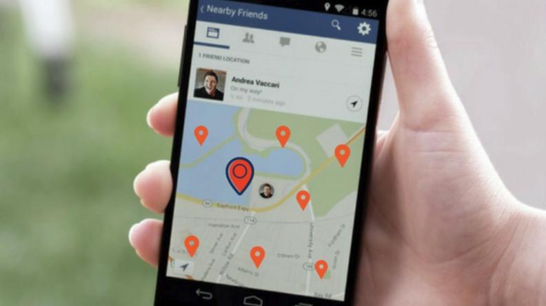 rastrear iphone facebook