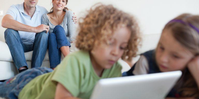 Aplicativo para Monitorar Celular dos Filhos