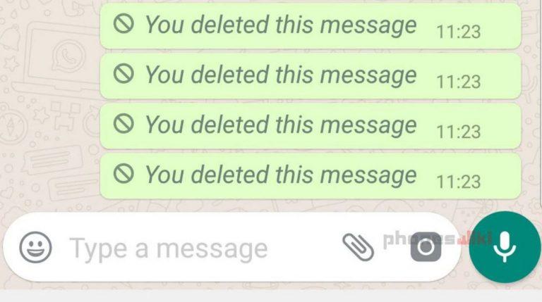 Aplicativo para ver Mensagens apagadas do Whatsapp