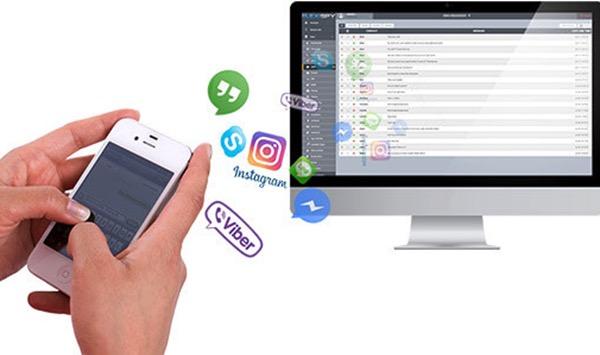 Melhor Keylogger para iPhone